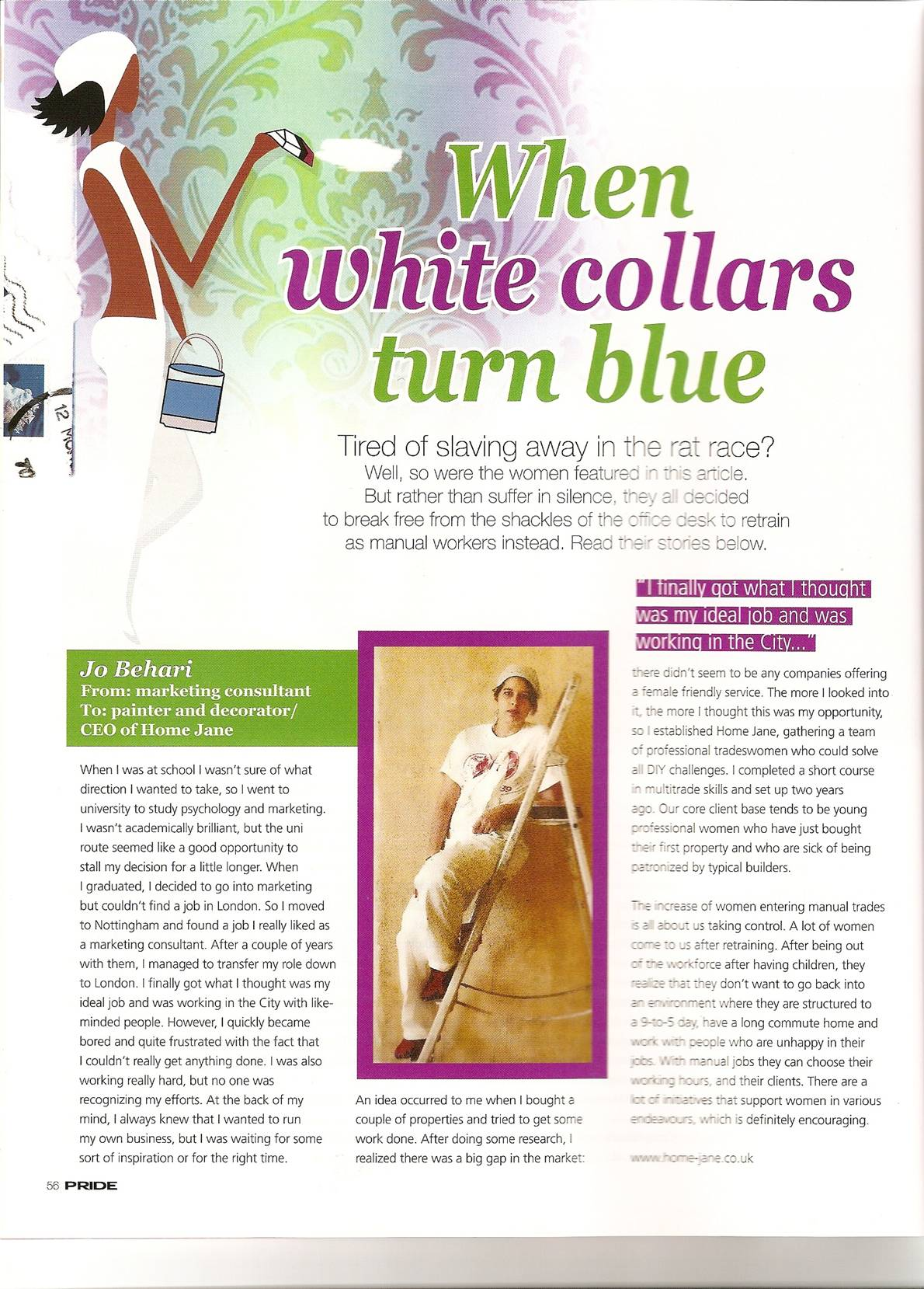 Pride Magazine may 2009